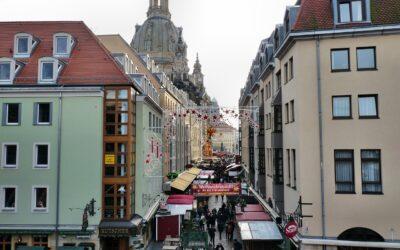 Vydejte se do Drážďan nejen za proslulými Vánočními trhy