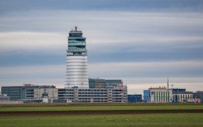 Dokonalý chod letiště ve Vídni: spokojenost na všech frontách