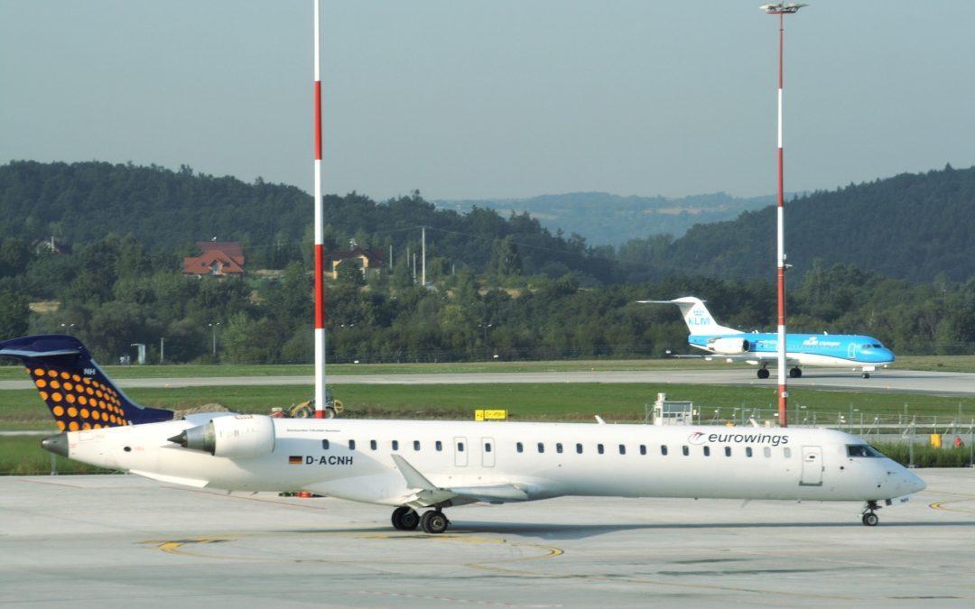 Letiště Krakow: rychlost a komfort vítězí
