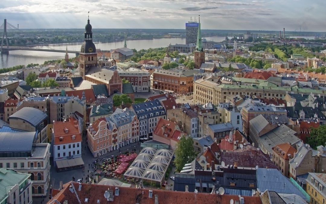 3 nejkrásnější pobaltská města aneb ukrytá krása Evropy