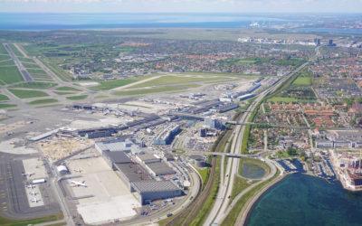 Letiště v Kodani patří mezi nejstarší veřejné letiště