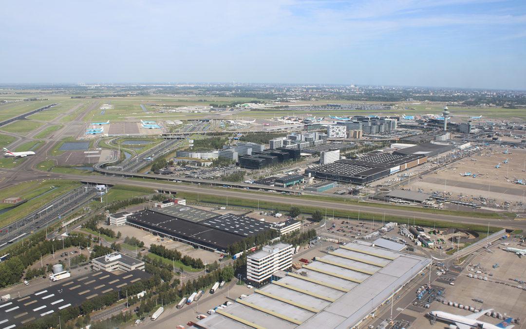 Letiště v Amsterdamu patří mezi nejrušnější v Evropě