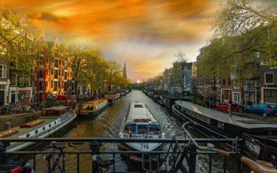 Amsterdam: Město tulipánů a dřeváků