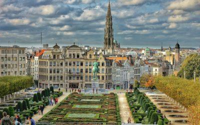 Brusel: Z města v bažinách velkou metropolí